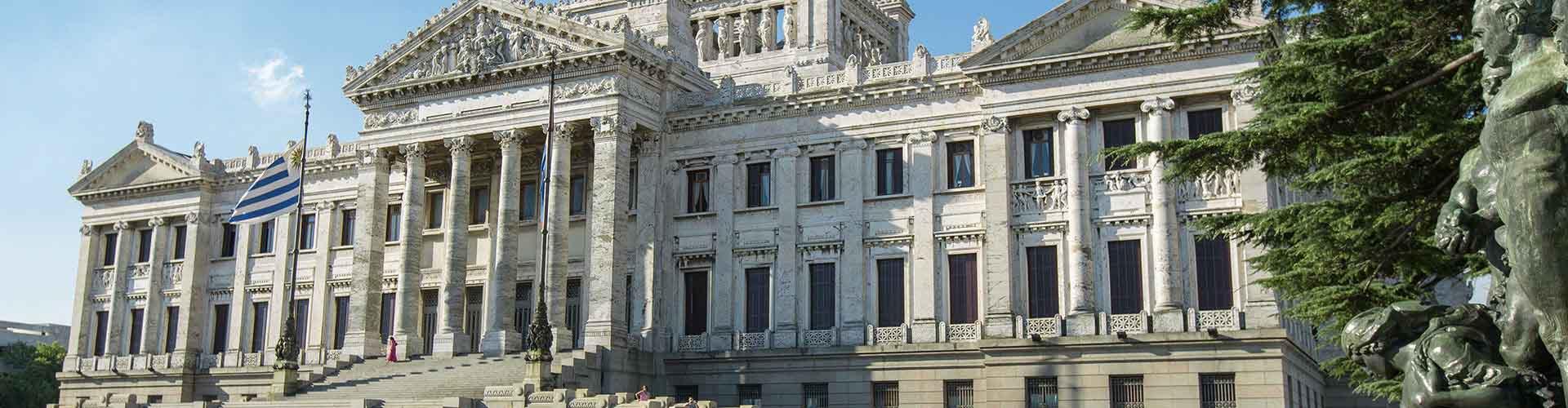 Montevideo – Albergues em Montevideo. Mapas para Montevideo, Fotos e Avaliações para cada Albergue em Montevideo.